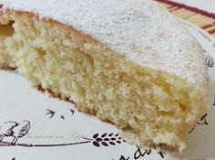 #Torta al limone #microonde - ricetta microonde