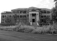 Jefferson Davis hospital- top haunted places in Houston