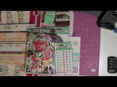 Michael's Crafty Haul! *New Heidi Swapp* - YouTube