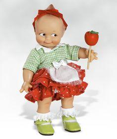 Kewpie® Candy Apple