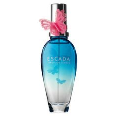 Escada - Turquoise Summer | Notes:  Rasberries, Blackcurrant, Violet. Style:  Happy. Carefree. Sparkling.