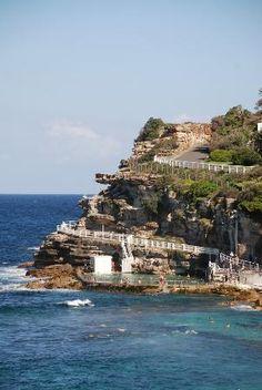 Bondi to Coogee Beach Coastal #Sydney #Australia - i really want to do this walk!