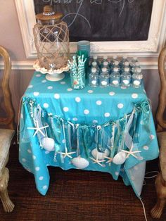 Pirates and Mermaids Birthday Party Ideas | Photo 1 of 45 | Catch My Party