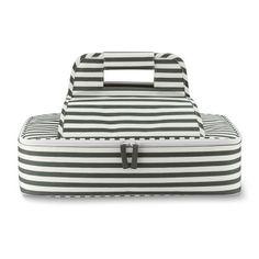 Casserole & Lasagna Carrier, Black & White #williamssonoma