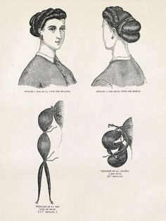 Image result for 1875 hairstyles