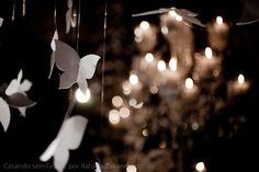 Inspirações enquadradas - Borboletas - Casando Sem Grana