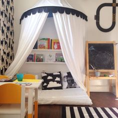 mommo design: READING NOOKS