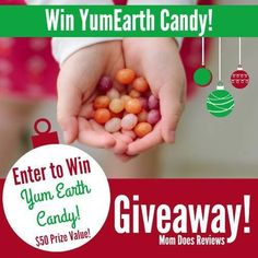 We love YumEarth. The Gummy Bears are the favorite in our house! Great treat for everyone!