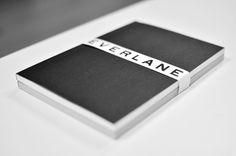 Everlane notebook prototypes.