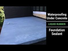 12 Best Foundation Waterproofing images in 2016 | Landscaping