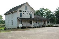 Lee & Gordon's Mills, Chickamauga, GA