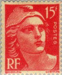 Marianne type Gandon 2