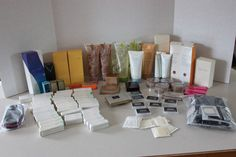 Mary Kay HUGE Lot 91 Full Size and 300 + Samples Lipsticks Discontinued RARE  #MaryKay