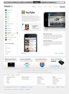 Apple - iPhone - Features - YouTube (11.06.2008)