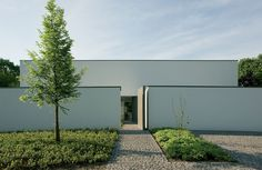 House Les Heures Claires, Belgium by Atelier d'Architecture Bruno Erpicum & Partners