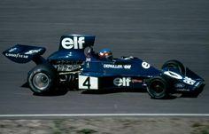 1974 Tyrrell 007 - Ford (Patrick Depailler)