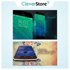 Bạn đang chờ đợi iPhone 6 hay Galaxy S5 cho năm 2014?