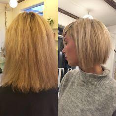 Haircut  Pagehår