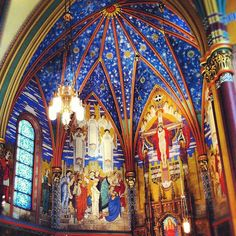 Cathedral of the Madeleine in Salt Lake City  Shaun Nelson