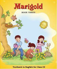 NCERT/CBSE class 3 English book Marigold