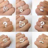 Very cool rings :)