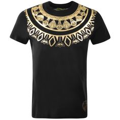 Versace T Shirts Polo Shirts Versace Mens T Shirts Designer Clothes @ Mainline Menswear Official Stockists Of Versace T Shirts Ralph Lauren Paul Smith Hugo Boss Luke 1977 G Star Diesel Original Penguin Fred Perry Vivienne Westwood Armani Mens Designe Versace Jeans T Shirt, Versace Shirts, Shirt Print Design, Shirt Designs, Casual T Shirts, Cool T Shirts, Mens Designer Shirts, African Shirts, Mens Fashion Wear