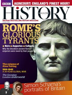 What's in the current issue of BBC History Magazine? What's in the next issue of BBC History Magazine? Bbc History, World History, Rome Antique, Alan Turing, History Magazine, Roman Emperor, What Really Happened, Ancient Romans