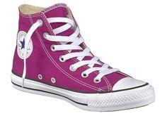 Größenhinweis , Fällt groß aus, bitte eine Größe kleiner bestellen., |Produkttyp , Sneaker, |Schuhhöhe , Knöchelhoch (high), |Farbe , Beere, |Herstellerfarbbezeichnung , Pink Sapphire, |Obermaterial , Textil, |Verschlussart , Schnürung, |Laufsohle , Gummi, profiliert, | ...