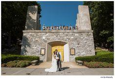 Virginia Tech War Memorial Chapel Wedding | Carri Lyn Photography