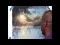 Art ttips with a Free Pastel Art Lessons with Barry Mason on Colour In Your Life - YouTube