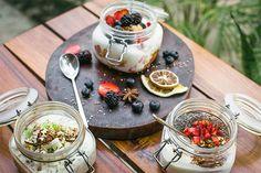 Healthy breakfast @Fresco's