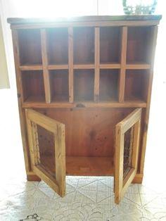 Wood Shelf Shadow Box Shelf Wood Assembly by SuzyQsVintageShop, $16.25