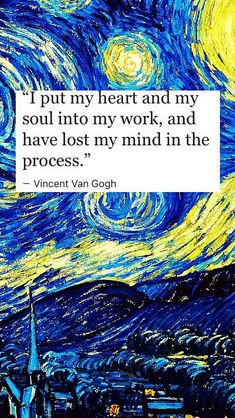 trendy Ideas funny love quotes for kids life Quotes For Kids, Love Quotes, Funny Quotes, Vincent Van Gogh, Desenhos Van Gogh, Van Gogh Arte, Van Gogh Quotes, Artist Quotes, Cute Backgrounds