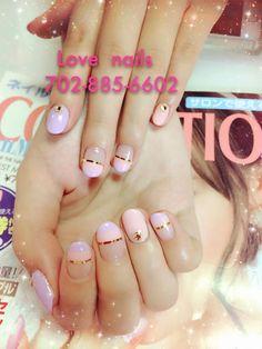 How do you like this design?   #Nails #LoveNails #NailArt #NailDesign #NailSalon #NailPorn #Style #Fashion