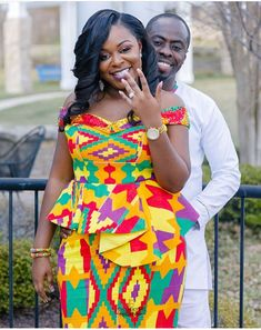 39 Stunning Kente Styles Mixed With Lace Attires For African American Women Couples African Outfits, African Fashion Ankara, Latest African Fashion Dresses, African Dresses For Women, African Print Fashion, Ghana Fashion, African Traditional Wedding Dress, African Fashion Traditional, African Wedding Attire