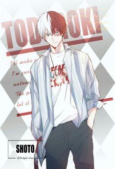 Todoroki Shoto is bae Boku No Hero Academia, My Hero Academia Memes, Hero Academia Characters, My Hero Academia Manga, Boku No Hero Uraraka, Animes Yandere, Ken Tokyo Ghoul, Handsome Anime Guys, Hero Wallpaper