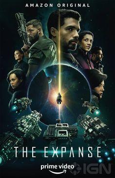 "008 The Expanse Thomas Jane Space USA TV 24/""x36/"" Poster"