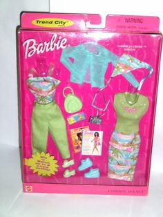 Barbie - Trend City (Fashion Avenue) #