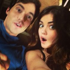 Ian and Lucy