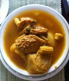 Sopa de Mondongo Receta de Preparación | Recetas Nicaragüenses