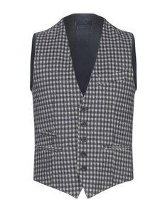 Steampunk Goth Button Down Cropped Sleeveless Jacket Petite Vest M Vintage Grunge Black White Gilet 90s Black Patchwork Plaid Crop Vest