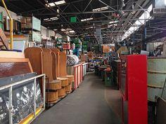 Hendersons Vintage Warehouse, North Geelong