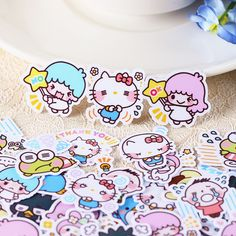 Aliexpress.com : Buy 40pcs Self made Cute Cartoon Decorative Scrapbooking Stickers DIY Craft DIY Sticker Pakc Photo Albums Deco Diary Deco from Reliable album lcd suppliers on Candy DIY Store