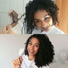 5 Reasons Why Your Hair Is Not Growing - Kinky Hair Rocks - Uñas Coffing Maquillaje Peinados Tutoriales de cabello Curly Hair Styles, Curly Hair Updo, Curly Hair Tips, Curly Hair Care, Curly Wigs, Human Hair Wigs, Natural Hair Styles, Curly Hair Side Part, Curly To Straight Hair