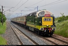 RailPictures.Net Photo: D9009 Deltic Preservation Society Class 55 Deltic at Wallyford, United Kingdom by Robert McCulloch
