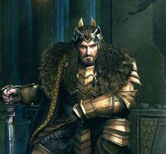 Kingdom of Thorin Oakenshield                                                                                                                                                                                 More