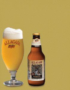 Allagash. Classic White, Beer, Tableware, Glass, Root Beer, Ale, Dinnerware, Drinkware, Glas