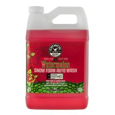 Premium Car Wash Watermelon Snow Foam Cleanser For Pressure Washer Jet Gun Price : Car Wash Soap, Foam Party, Cool Car Accessories, Clean Your Car, Premium Cars, Car Colors, Car Cleaning, Washer, Cleanser