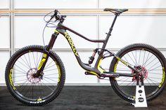 2016 Knolly Warden C - 2016 Trail and Enduro Bikes at Interbike - Mountain Biking Pictures - Vital MTB