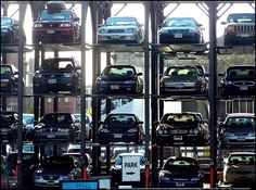 Carpark... by Nells Photography, via Flickr